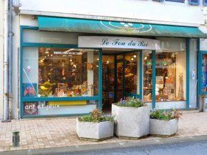 Boutique de jeux à Pau