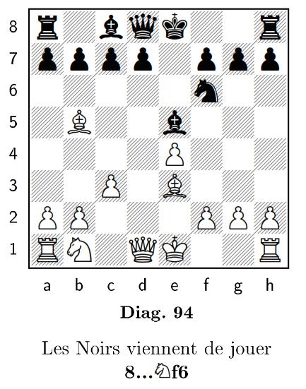 Exemple de notation avec figurine