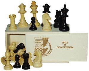 Jeu d'échecs de compétition