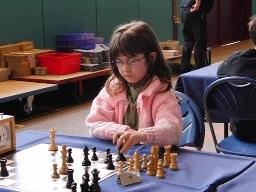 enfant échecs
