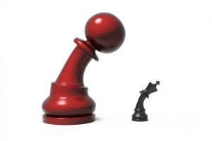 Finale Roi + pion contre Roi