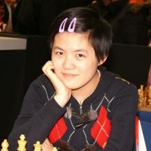 Hou Yfan en 2007