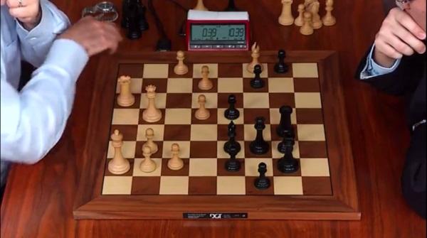 Zeinot Garry Kasparov